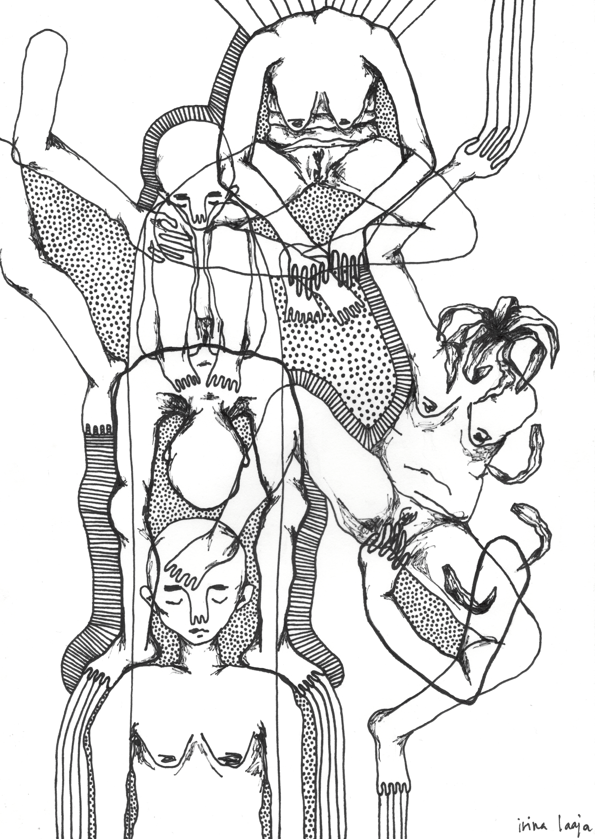 Tower of anxiety